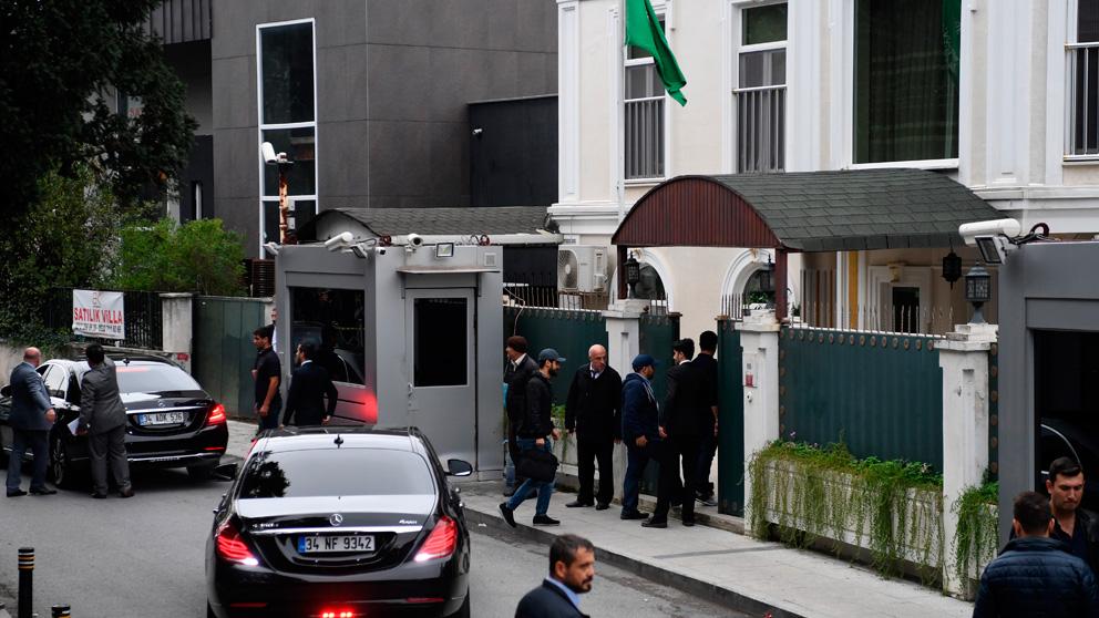 El periodista Yamal Khashoggi fue presuntamente asesinado en el consulado de Arabia Saudi en Estambul (Turquía). Foto: AFP