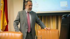 El defensor del Pueblo, Francisco Fernández Marugán. Foto: Europa PEl defensor del Pueblo, Francisco Fernández Marugán. Foto: Europa Press