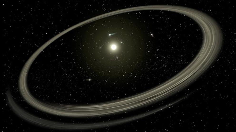 Descubierto un nuevo sistema planetario que desafía la ciencia