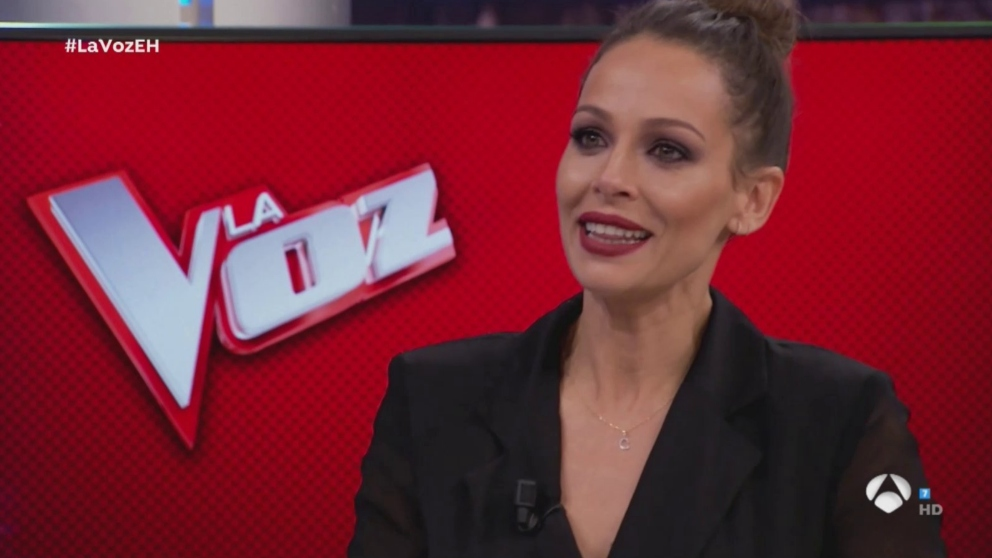 Eva Gonzalez será la nueva cara de 'La Voz'. (Foto: Antena 3)
