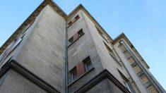 Fallece un bebé tras caer desde un quinto piso