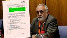 El exdirector de la Fundación Andaluza Fondo de Formación y Empleo (Faffe), Fernando Villén.