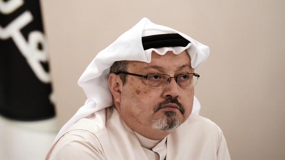 Yamal Khashoggi.