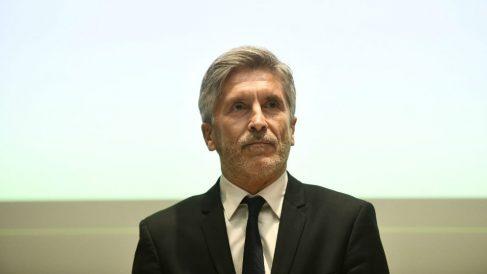 Fernando Grande Marlaska (Óscar del Pozo, EP).
