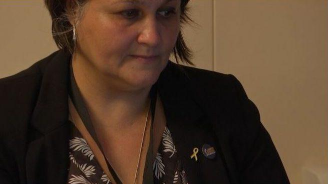 El CGPJ impide a una cargo del Govern participar en una reunión por no quitarse un lazo amarillo