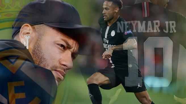 El Real Madrid está tranquilo con Neymar
