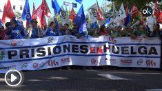 Funcionarios de Prisiones en huelga contra Marlaska