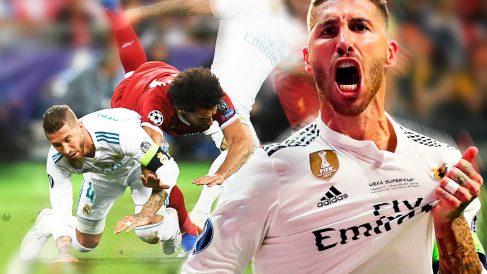 Sergio Ramos está harto de la campaña orquestada para ensuciar su imagen.