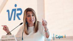 Susana Díaz en una imagen reciente. (Europa Press).