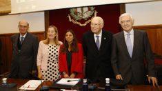 Éxito absoluto en el Taller de A.M.A. con cuatro exministros analizando la legislación sanitaria
