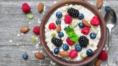 La avena es el cereal es además rico en nutrientes
