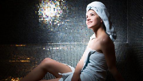 El baño turco aporta relax