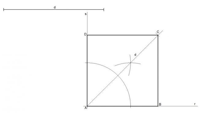 Cómo Calcular La Diagonal De Un Cuadrado Paso A Paso Fácilmente