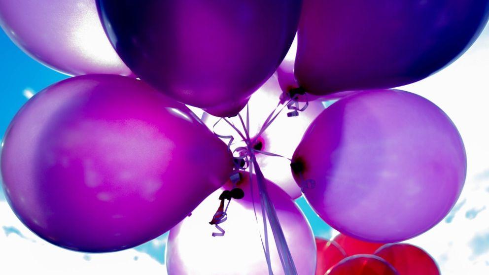 Cómo hacer guirnaldas con globos paso a paso