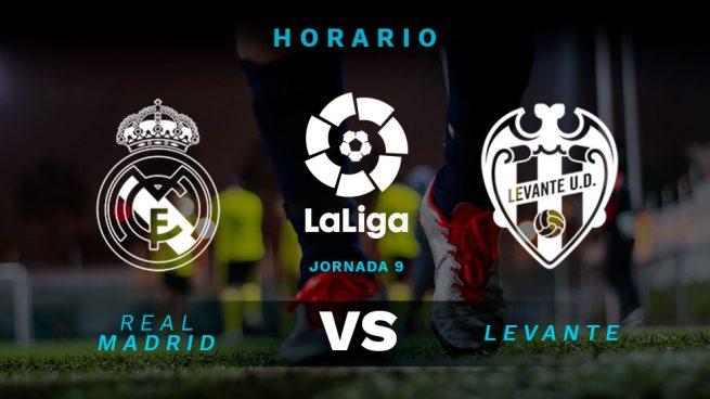 Real Madrid vs Levante Horario-madrid-levante-liga-santander-2018-655x368