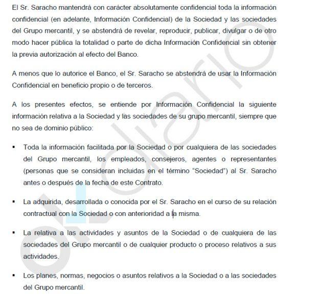 La CNMV investigó a Saracho por un posible caso de filtración de información privilegiada de Banco Popular