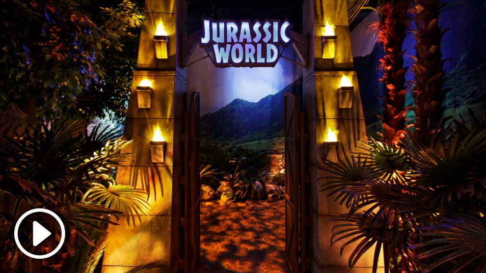Jurassic World:The Exhibition. Foto: Sold Out