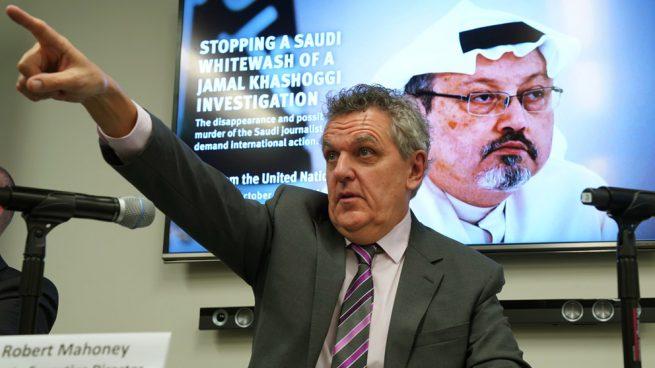 """EEUU da """"unos días más"""" a Riad por el caso Khashoggi pero retira a enviados de reuniones económicas"""