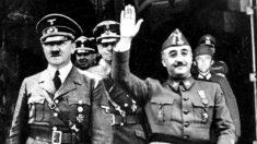 Hitler y Franco se reunieron el 23 de octubre de 1940 | Efemérides del 23 de octubre de 2018