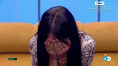 Aurah llora en el confesionario de 'GH VIP 2018'