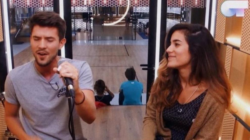 Carlos y Julia hablan de lo sucedido en la gala 4 de 'OT 2018'