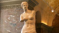 Curiosidades de la Venus de Milo