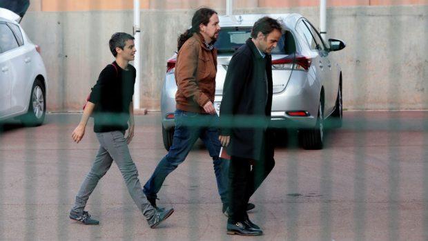 Asens: cómplice en la fuga de Comín, abogado de yihadistas y nº 1 de Podemos por Barcelona