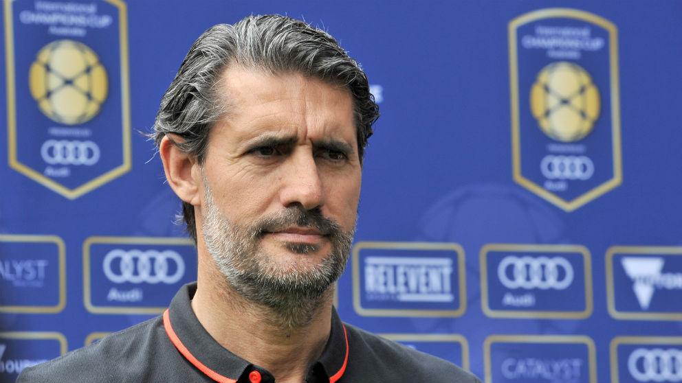José Luis Pérez Caminero. (AFP)