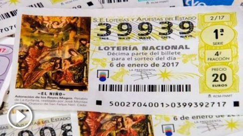 Lotería Navidad 2018: ¿Es válido un décimo dañado o estropeado?