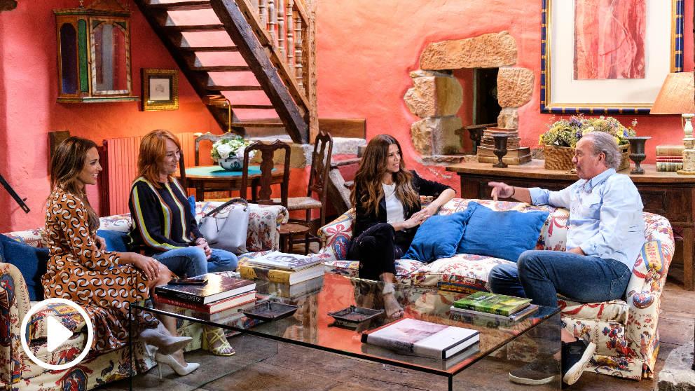 Juana Acosta y Paula Echevarría en 'Mi casa es la tuya'