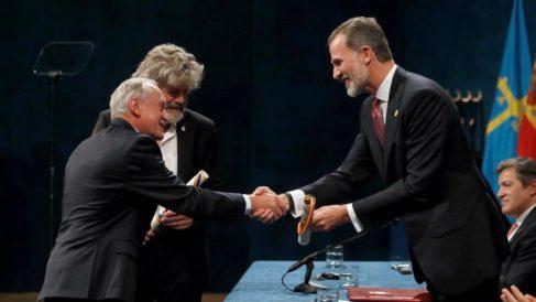 Premios Princesa de Asturias (EFE).