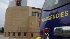 La centralita del servicio de emergencias 112 de Baleares.