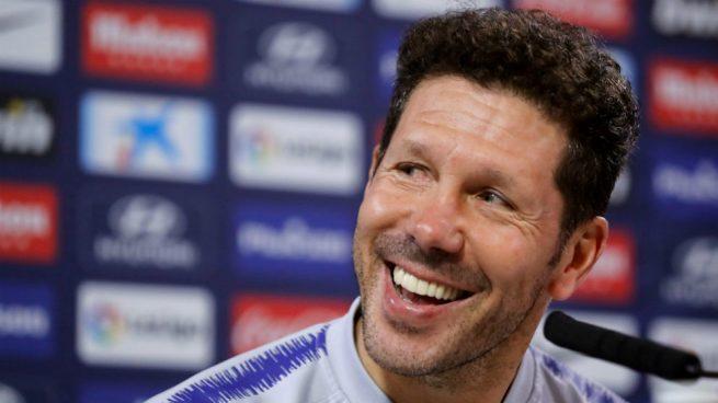 Simeone, sobre su renovación: «En breve nos juntaremos con Gil Marín»