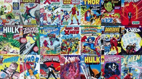 Los 4 fantásticos, un clásico del mundo del comic.