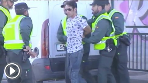 Así fue la captura del asesino del guardia civil de Granada