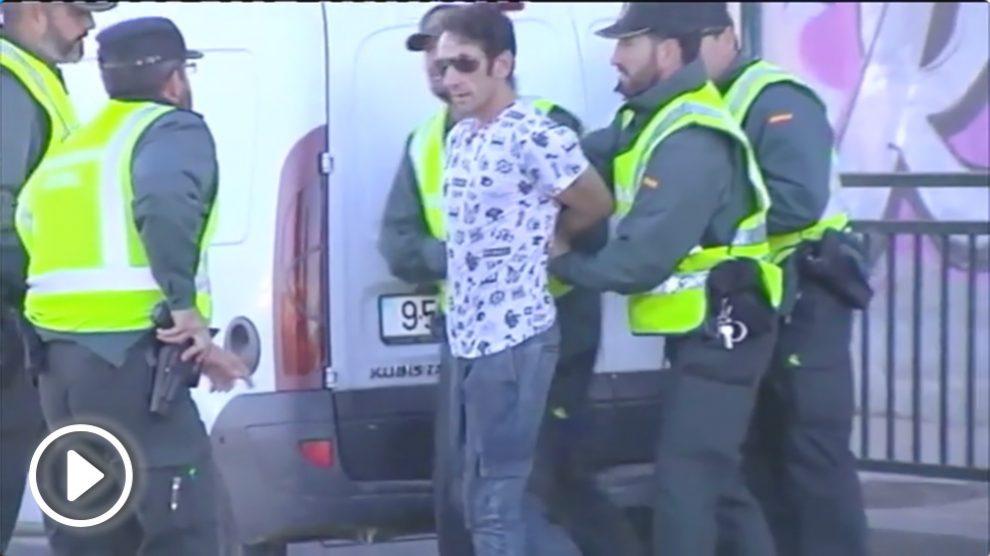 Así fue la captura del asesino del guardia civil de Granada