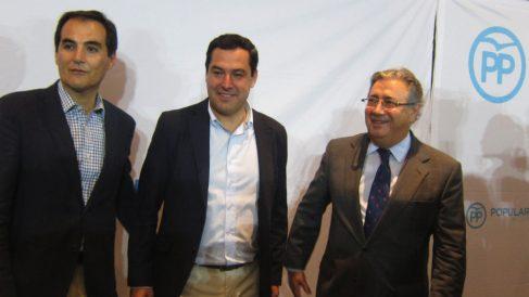 Nieto, Moreno Bonilla y Zoido (EP).