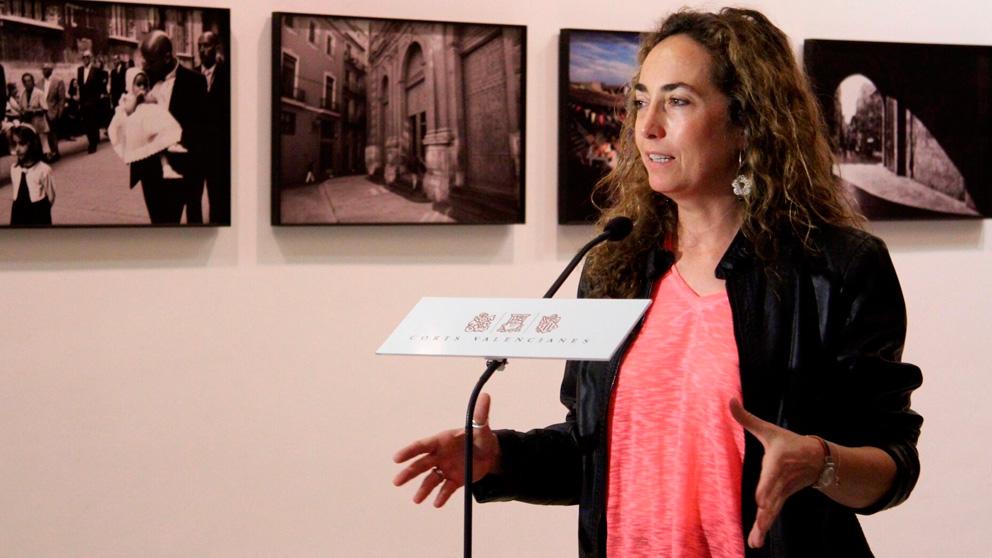 La eurodiputada Carolina Punset abandona Ciudadanos tras ser expedientada por visitar a Puigdemont en coche oficial del Europarlamento. Foto: Europa Press