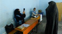 Elecciones en Afganistán (AFP).