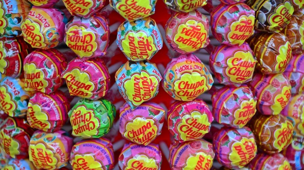 El Chupa Chups, uno de los inventos españoles más famosos.