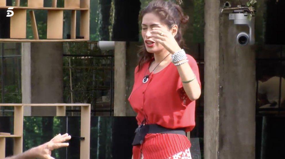 Miriam habla con Koala en 'GH VIP 2018'