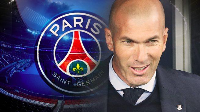 El PSG vuelve a llamar a Zidane