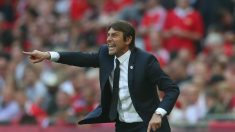 Antonio Conte no vendrá al Real Madrid esta temporada.