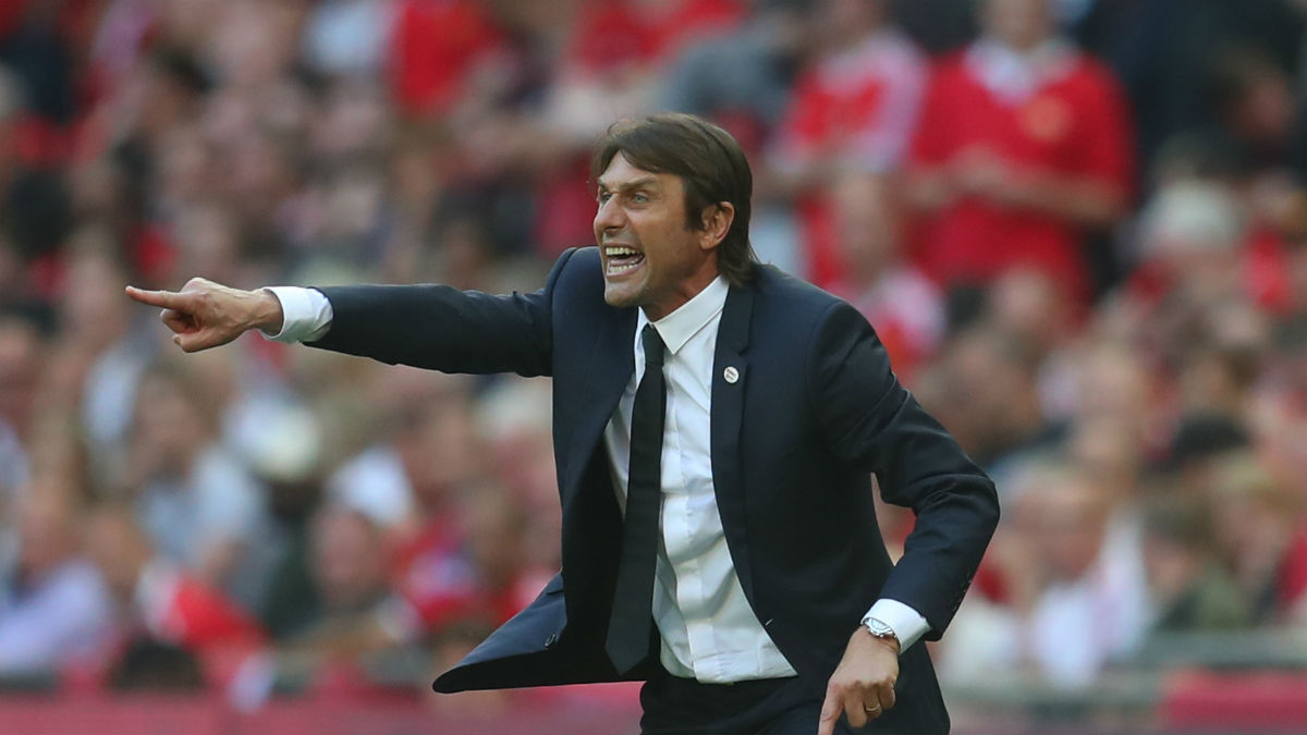 Antonio Conte no vendrá al Real Madrid esta temporada.