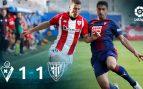 Eibar – Athletic: Resultado, resumen y goles
