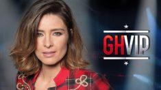 Sandra Barneda en el debate de 'GH VIP 2018'