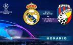 Real Madrid – Viktoria Plzen: Horario y dónde ver el partido de Champions League