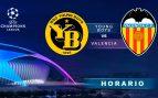 Young Boys – Valencia: hora y dónde ver el partido de Champions League