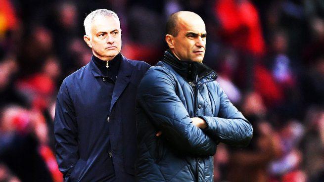 Mourinho es el candidato nº 1 para sustituir a Lopetegui y Roberto Martínez el nº 2