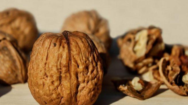 calorías de las nueces